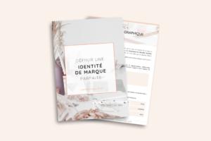 Workbook gratuit pour créer sa marque et son logo parfait