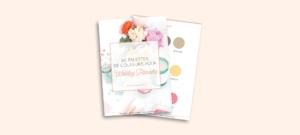 60 inspirations de couleurs pour le logo de ton ton agence de Wedding Planner