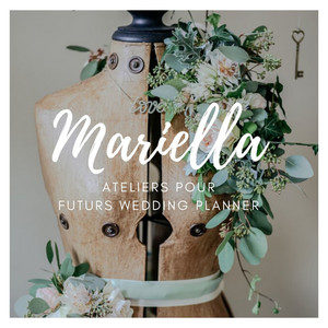 Podcast Mariella, Ateliers pour futurs wedding planners