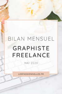 Bilan business en graphiste freelance : mois de juin 2020