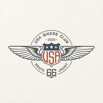 Logo emblème (ou blason)