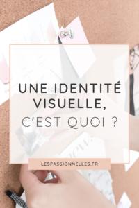 C'est quoi une identité visuelle ?