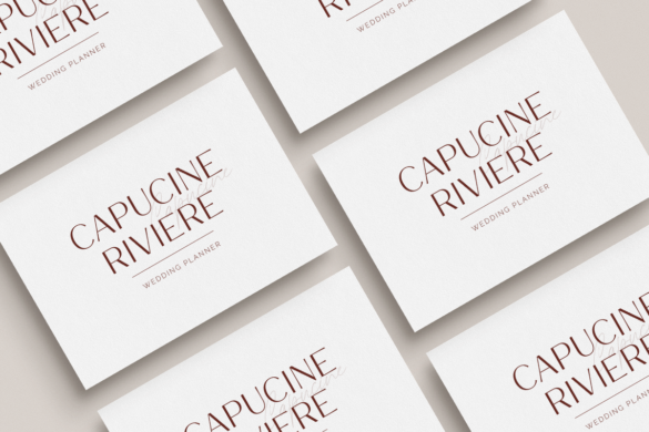 Marlow Pre-made Scene 3 - Carte Capucine
