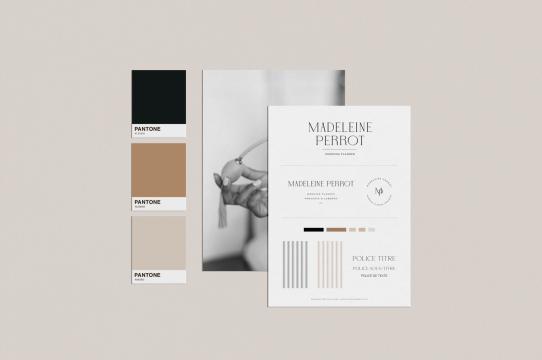Marlow Pre-made Scene 20 - Madeleine